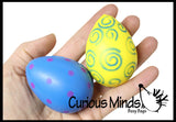 Decorated Egg Stress Ball - Easter
