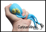 Jellyfish Stress Ball - Wiggly Jiggly Squishy Fidget Ball