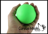 Stretchy Squishy Squeeze Stress Ball - Sensory, Fidget Toy