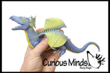 Jumbo Stretchy Dragons - Sensory Fidget Toy