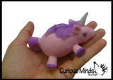 Unicorn Stretch Ball - Sensory Fidget Stress Toy