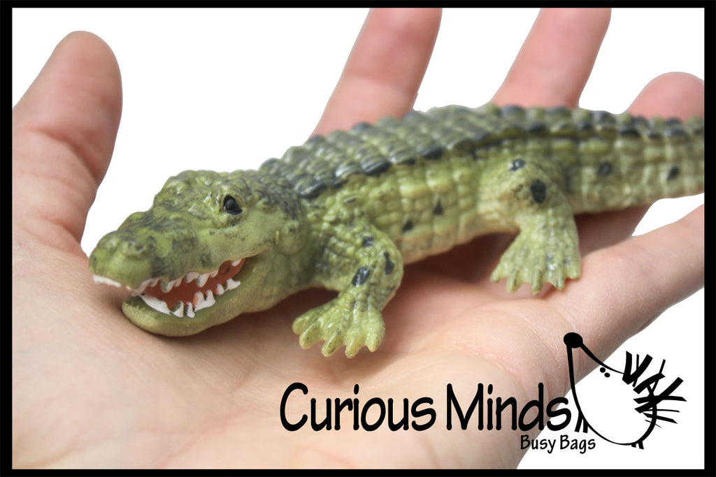 Stretchy Crocodile Alligator  -  Sensory Fidget Toy