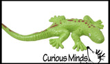 12 Stretchy Lizards - Sensory Fidget Toy