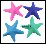 Stretchy Starfish -  Weighted Squishy Sensory Fidget Toy - Stress Relief - Builds Resistance - Kids Adults