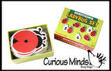 Ladybug Number Subsidizing  Puzzle - Counting Activity - One -to - One correspondence