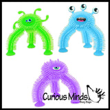 Suction Cup Monster -Hairy  Sensory Fidget Toy