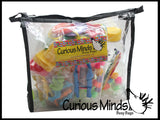 Busy Bag Activity Bundle of 10 Activities - Toddler and Preschool