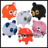 Cute Tongue Animal - Squeeze to Make Animal Squeak and Stick Out It's Tongue - Fun Sensory Toy