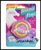 CLEARANCE - SALE - Unicorn Poop -  / Putty / Slime
