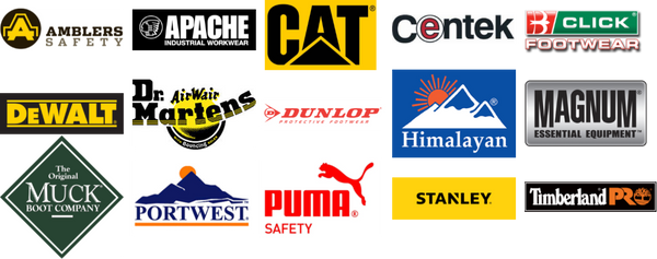 allison & stiven safety footwear brands