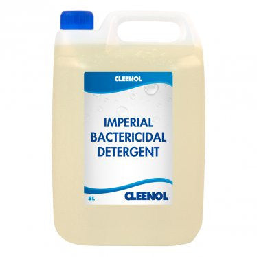 Cleenol Imperial Bactericidal Detergent - 5 Litres