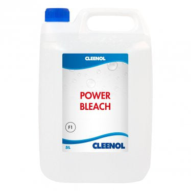 Cleenol 4% Power Bleach - 5 Litres