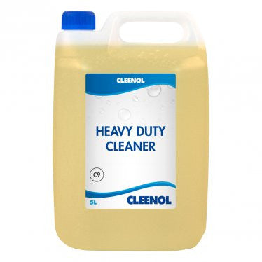 Cleenol Heavy Duty Cleaner - 5 Litres