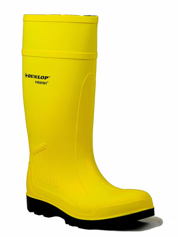 Dunlop C462241 Purofort Safety Wellington