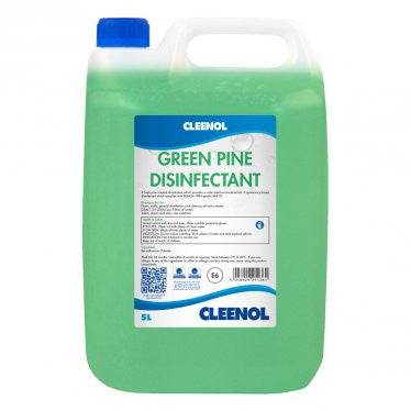 Cleenol Green Pine Disinfectant - 5 Litres