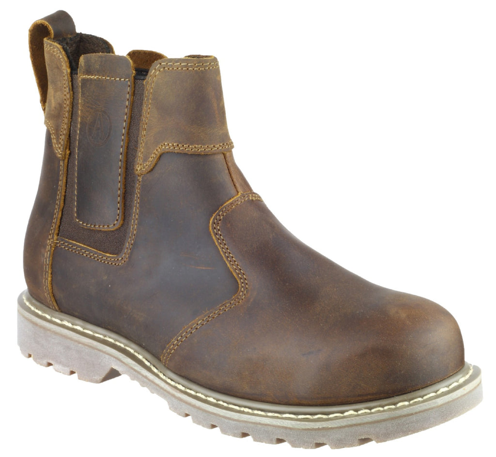 Amblers FS165 Welted Safety Dealer Boot