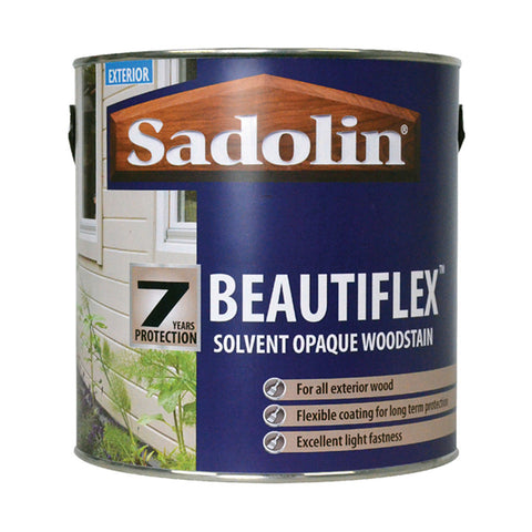Sadolin Beautiflex® Solvent Opaque Woodstain