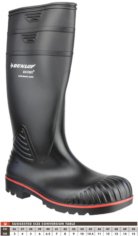 Dunlop A442031 Acifort Heavy Duty Wellington