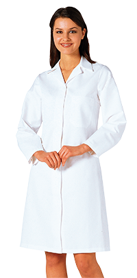 Portwest 2205 Ladies Food Coat (One Pocket)