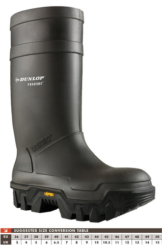 Dunlop C922033 Explorer Safety Wellington