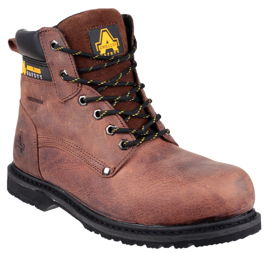 Amblers FS145 Waterproof Safety Boot
