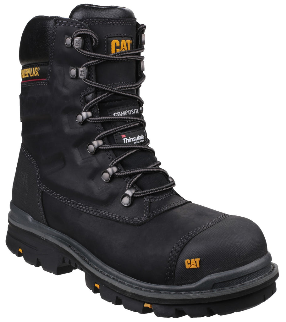 "Caterpillar Premier 8"" Safety Boot"