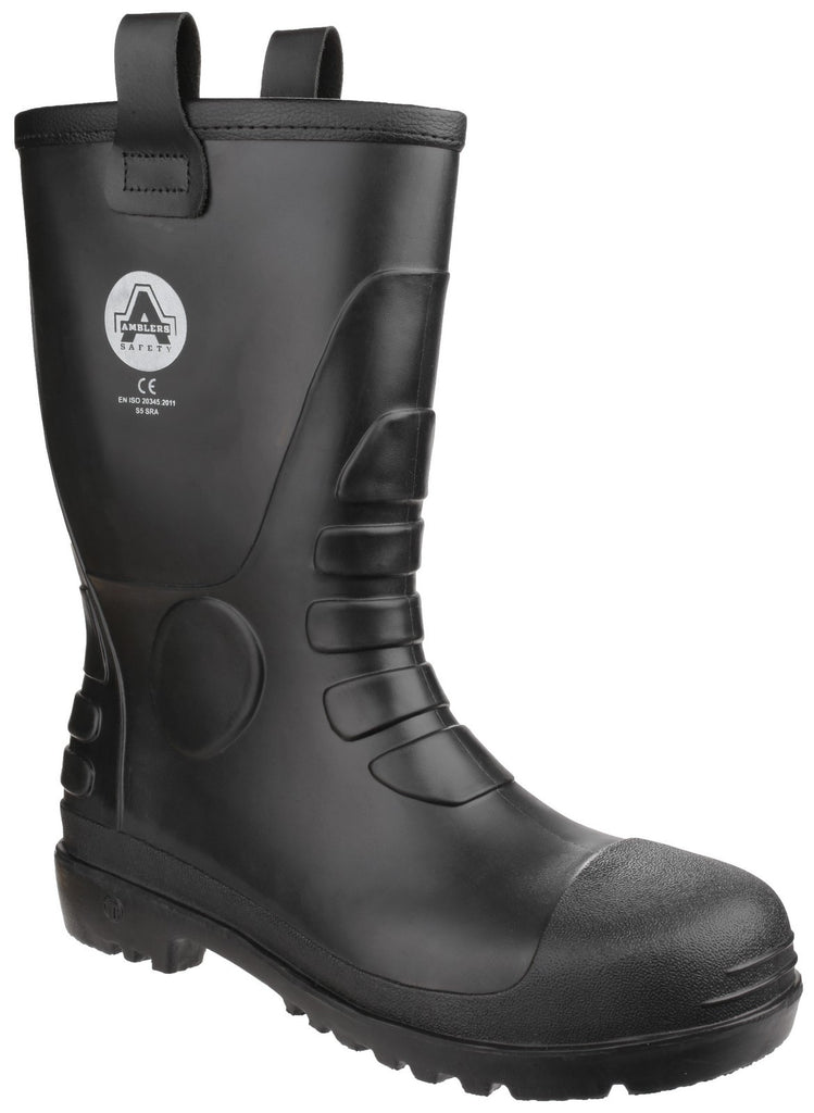 Amblers FS90 Waterproof Safety Rigger Boot