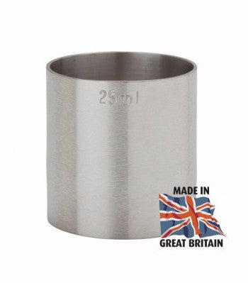 Stainless Steel Thimble Measure