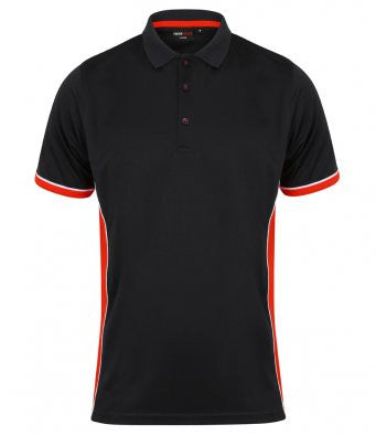 Finden & Hales LV355 TopCool Contrast Polo Shirt
