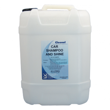 Cleenol Auto Cleen Car Shampoo With Wax