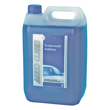 Cleenol Auto Cleen Screen Wash Additive - 5 Litres