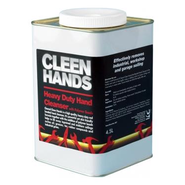 Cleenol Cleen Hands Heavy Duty Hand Cleanser (Red Beaded)