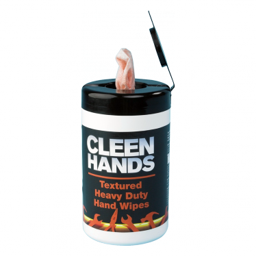 Cleenol Cleen Hands Textured Heavy Duty Hand Wipes
