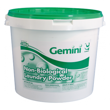Gemini Non Biological Laundry Powder - 10kg