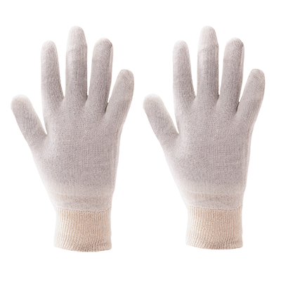Portwest A050 Stockinette Knitwrist Gloves (600 units)