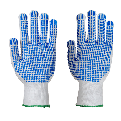 Portwest A113 Polka Dot Plus Gloves