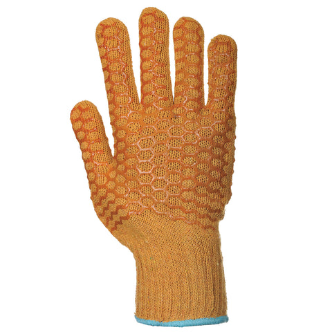 Portwest A130 Coated Criss Cross Gloves