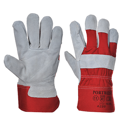 Portwest A220 Premium Chrome Rigger Gloves