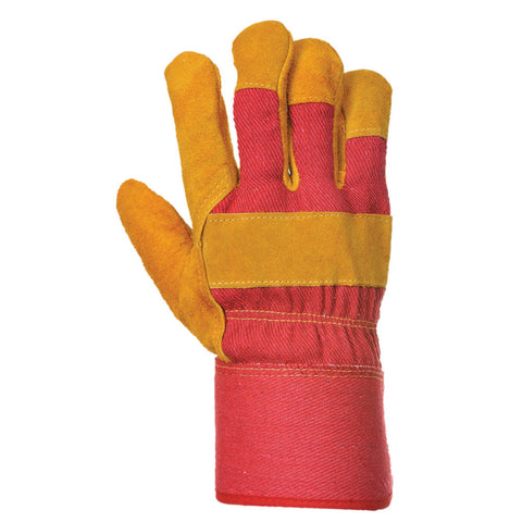 Portwest A225 Fleece Lined Rigger Gloves