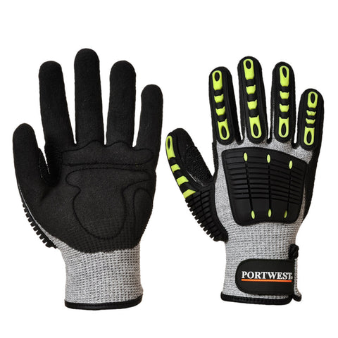Portwest A722 Anti-Impact Cut Resistant 5 Gloves