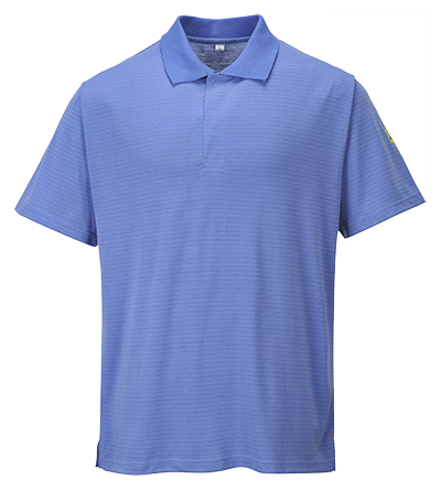 Portwest AS21 Anti Static ESD Polo Shirt
