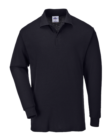Portwest B212 Long Sleeved Polo Shirt