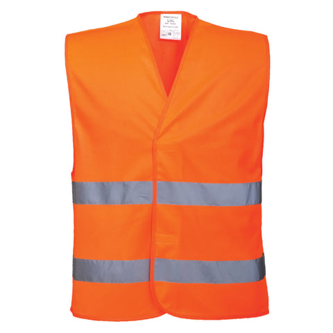 Portwest C474 Hi-Vis Two Band Vest