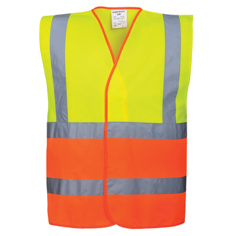 Portwest C481 Two Tone Hi-Vis Vest