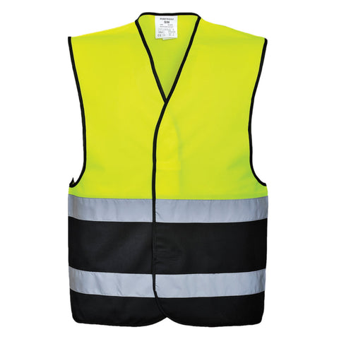 Portwest C484 Hi-Vis Two Tone Vest