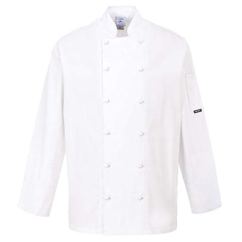 Portwest C771 - Norwich Chefs Jacket