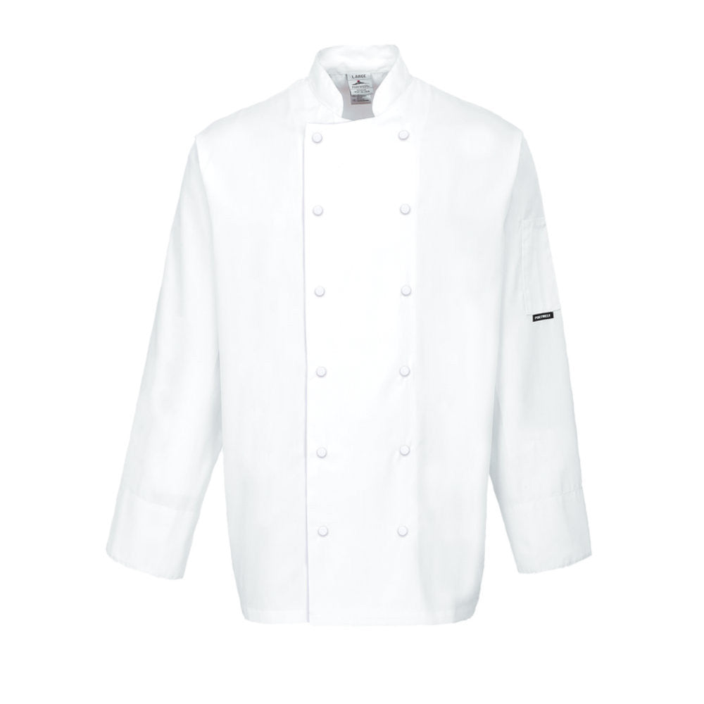 Portwest C773 Dundee Chefs Jacket