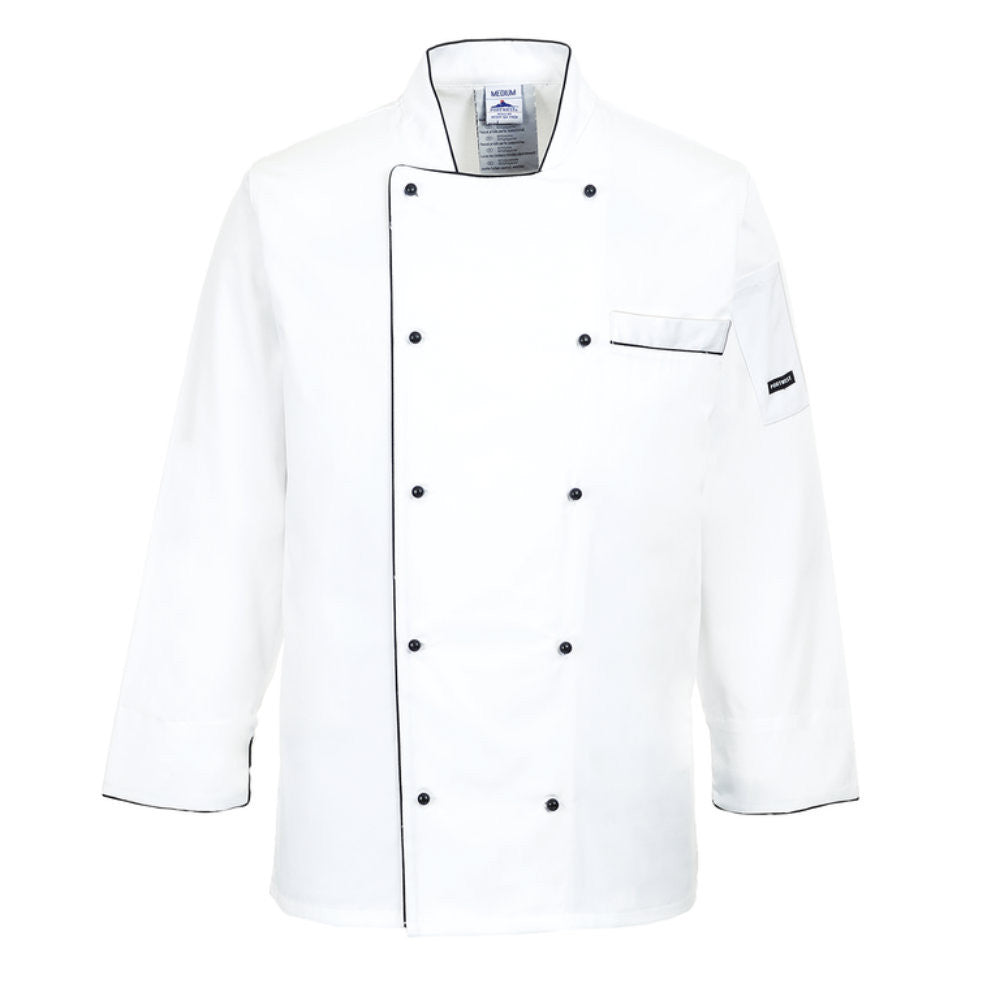Portwest C776 - Executive Chefs Jacket