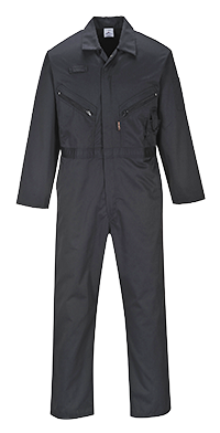 Portwest C813 Liverpool Zip Coverall