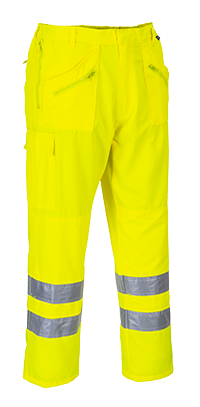 Portwest E061 Hi-Vis Action Trousers